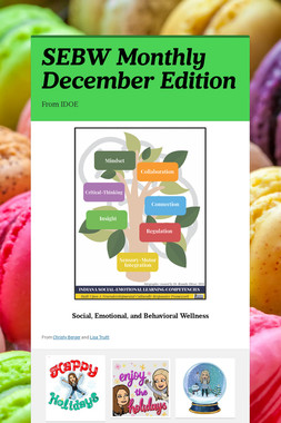 SEBW Monthly December Edition
