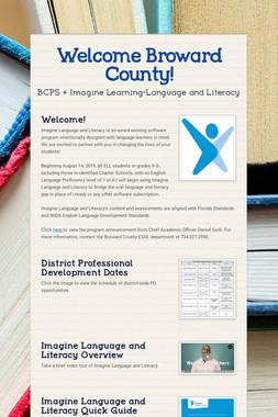 Welcome Broward County!