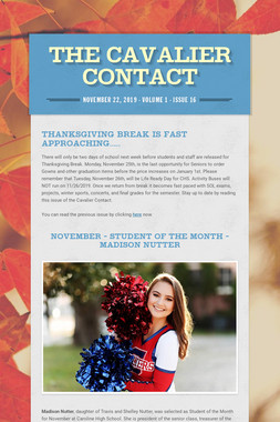 The Cavalier Contact