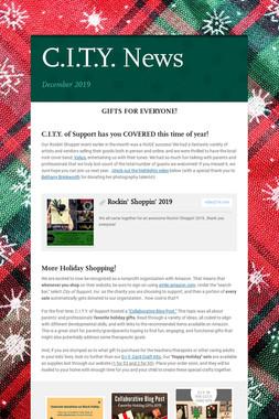 C.I.T.Y. News