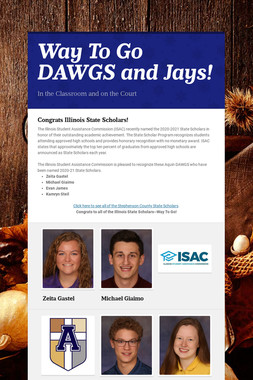 Way To Go DAWGS and Jays!