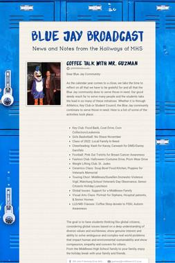 Blue Jay Broadcast