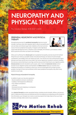 NEUROPATHY AND PHYSICAL THERAPY
