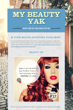 Your Beauty Yak