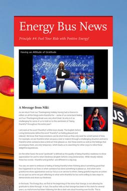 Energy Bus News