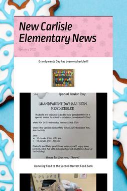 New Carlisle Elementary News
