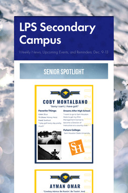 LPS Secondary Campus