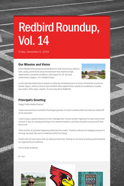 Redbird Roundup, Vol. 14