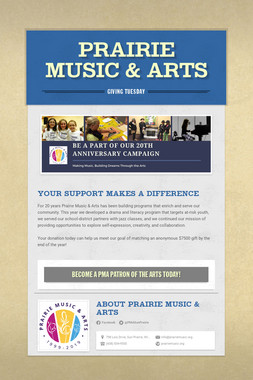 Prairie Music & Arts