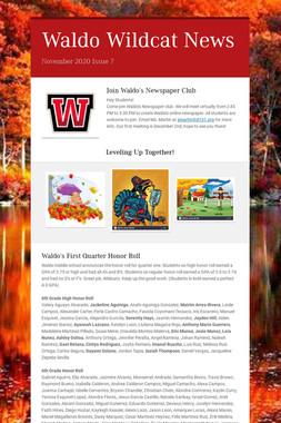 Waldo Wildcat News