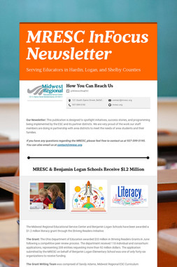 MRESC InFocus Newsletter