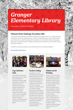 Granger Elementary Library