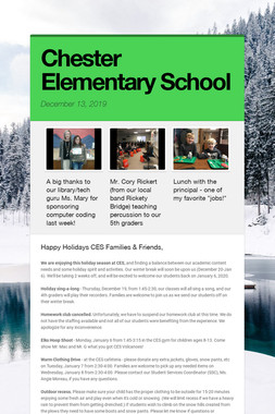 Chester Elementary School