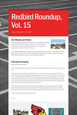Redbird Roundup, Vol. 15