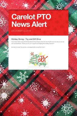 Carelot PTO News Alert
