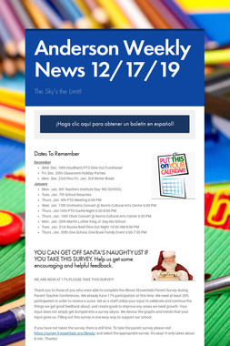 Anderson Weekly News 12/17/19