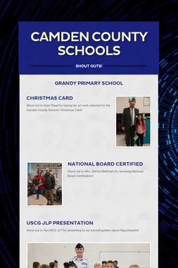 Camden County Schools