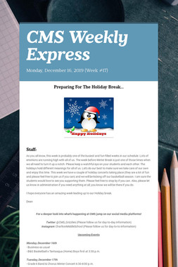 CMS Weekly Express