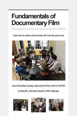Fundamentals of Documentary Film