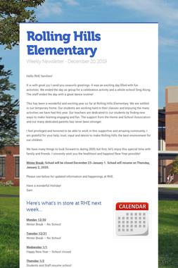 Rolling Hills Elementary