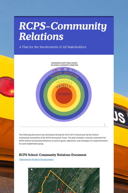 RCPS-Community Relations