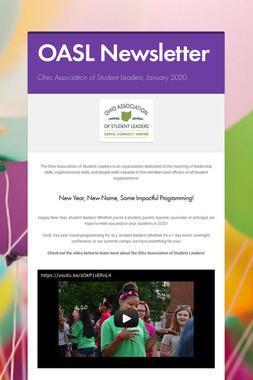 OASL Newsletter