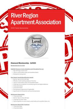 River Region Apartment Association