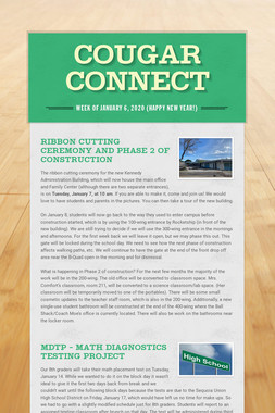 Cougar Connect
