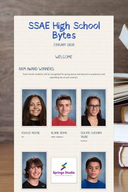 SSAE High School Bytes