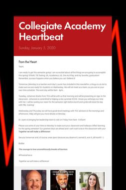 Collegiate Academy Heartbeat