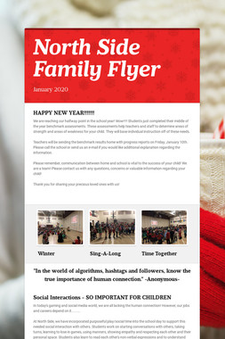North Side Family Flyer