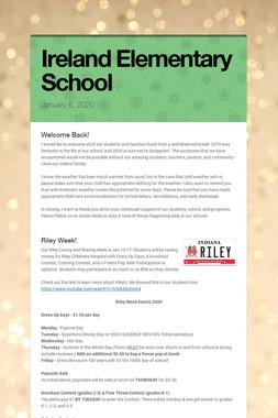 Ireland Elementary School