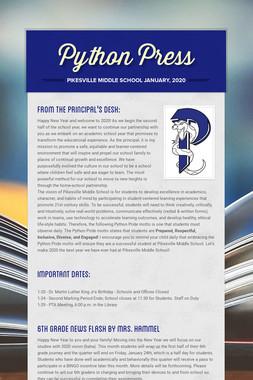 Python Press