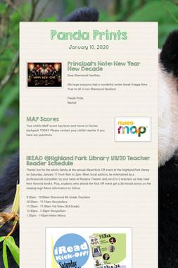 Panda Prints