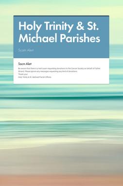 Holy Trinity & St. Michael Parishes