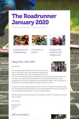 The Roadrunner January 2020