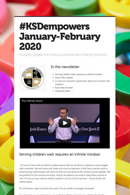 #KSDempowers January-February 2020