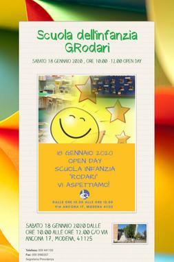 Scuola dell'infanzia G.Rodari