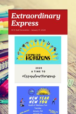 Extraordinary Express