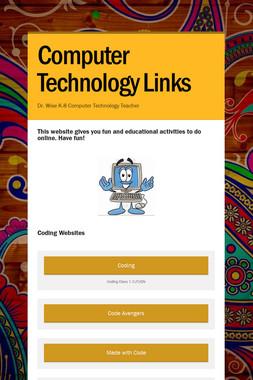 Computer Technology Links