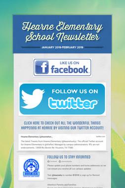 Hearne Elementary School Newsletter