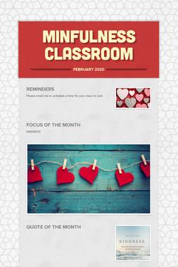 Minfulness Classroom