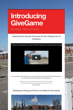 Introducing GiveGame