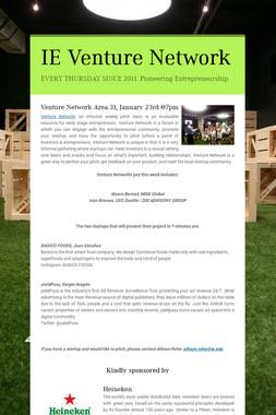 IE Venture Network