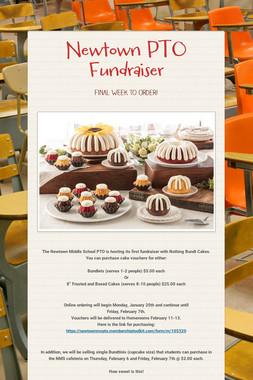 Newtown PTO Fundraiser