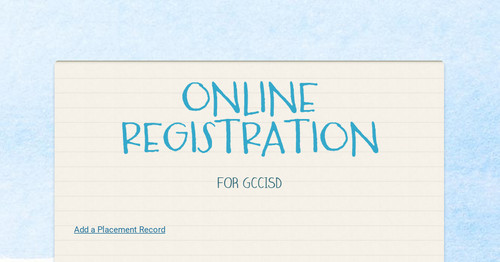 gccisd.net parent portal