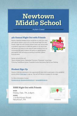 Newtown Middle School