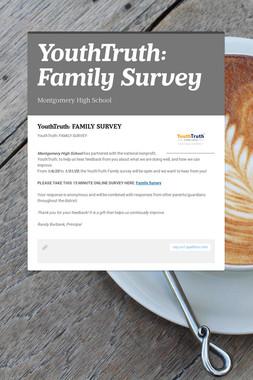 YouthTruth: Family Survey