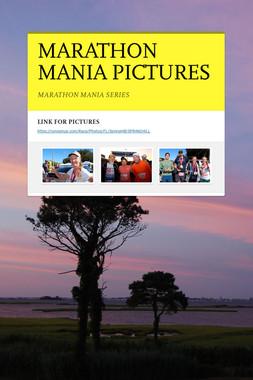 MARATHON MANIA PICTURES