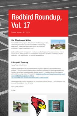 Redbird Roundup, Vol. 17